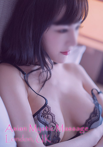 London Sweet Japanese massage girl